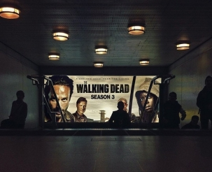 Tv Walking Dead Movie Theater Cinema Film