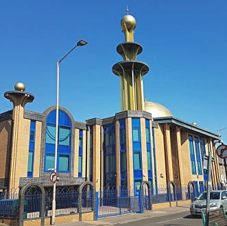 The Abu Baqr Mosque/Masjid welcomed the local community to explore its' grounds from 13:00 to 17:30 on Sunday 18th.